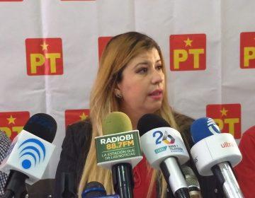Candidatos del PT expresan que de llegar a la presidencia bajaran sus salarios