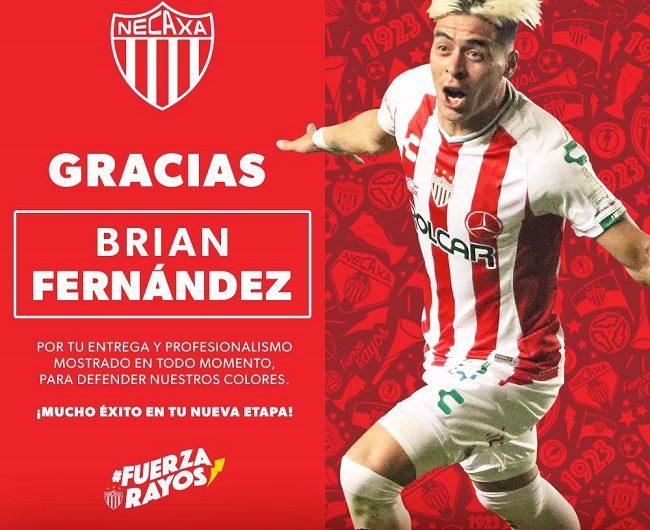 Se concreta venta de Brian Fernández al Portland