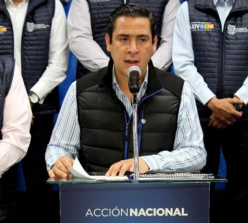 Se suma PAN a denuncias electorales contra Ricardo Monreal