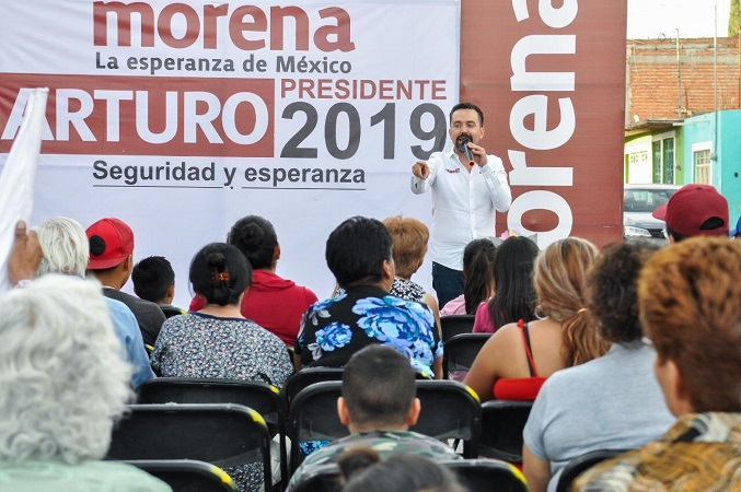 Futuro del agua potable se definirá con consulta ciudadana: Arturo Ávila