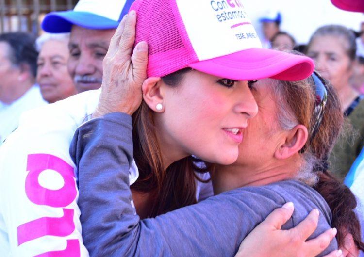 Buscará Tere Jiménez darle apoyo a mujeres que se autoemplean