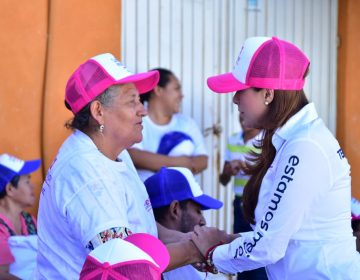 Mastografías gratuitas plantea Tere Jiménez para reducir incidencias de cáncer de mama