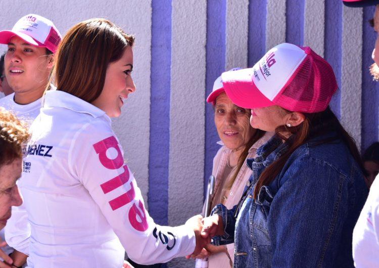 Buscará Tere Jiménez llevar innovación a las delegaciones municipales