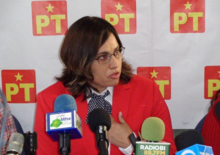 Carmen Delgado buscará que su gobierno sea de cuentas claras