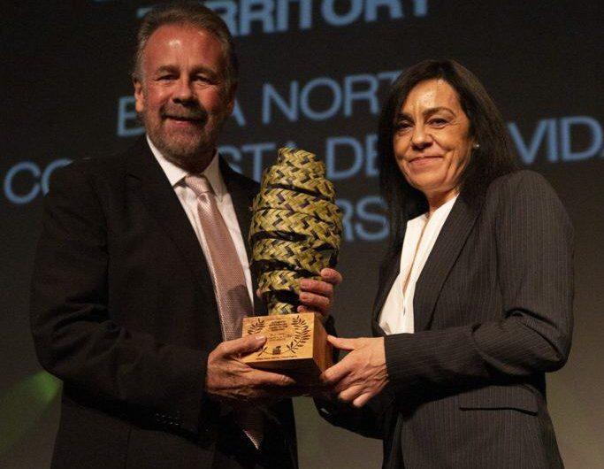 Productora de BC gana premio en España