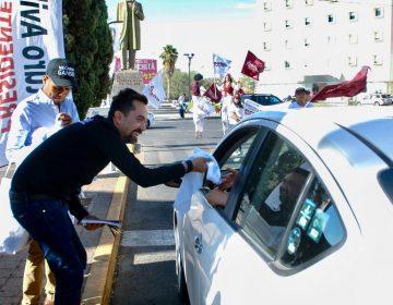 Arturo Ávila apuesta por el crecimiento en seguridad de Aguascalientes