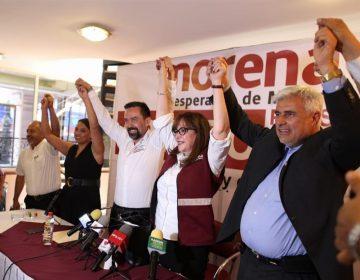Invita Arturo Ávila a candidatos a unirse a MORENA para las elecciones