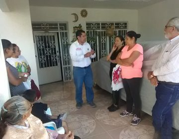Netza Ventura quiere trabajar en pro de las mujeres y niños de Aguascalientes