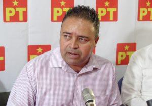 Marco García apostará por el arte, cultura y deporte para los habitantes de Pabellón