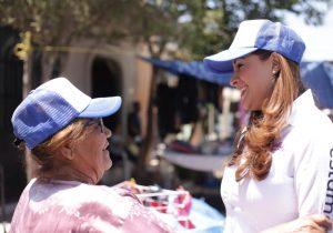 Salud preventiva para mujeres es uno de los objetivo de Tere Jiménez