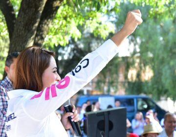 Para evitar deserción estudiantil, Tere Jiménez buscará dar becas de transporte a jóvenes