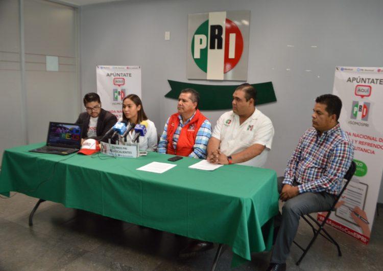 Jocelyn Rodríguez, candidata por San José de Gracia busca audiencia con la candidata del PAN
