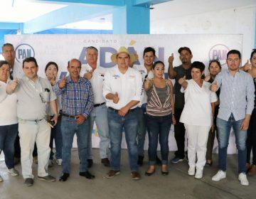 Asociaciones civiles han sido parte del desarrollo de Calvillo, asegura Adán Valdivia