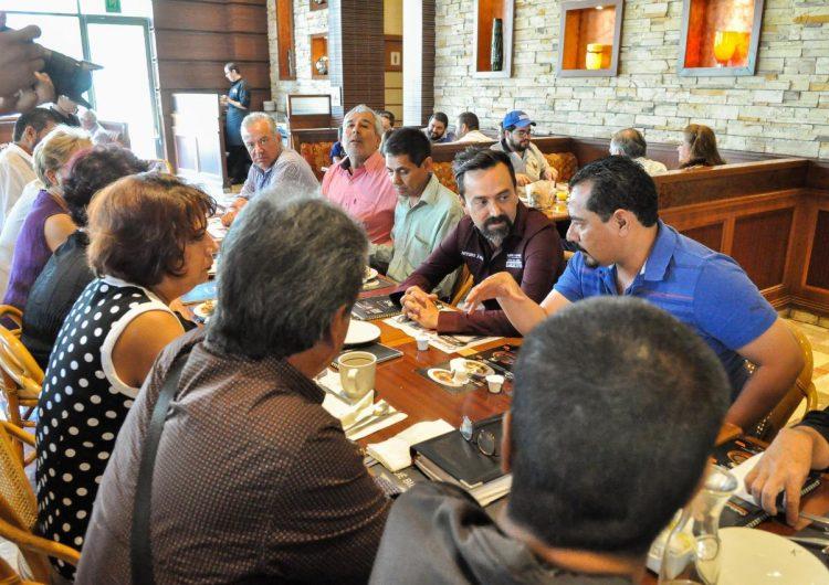 Arturo Ávila manifiesta que trabajaría bajo legalidad para combatir la corrupción