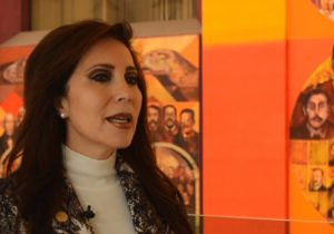 Detienen a María Botello por el delito de peculado
