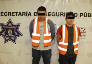 Detienen a presuntos sicarios por homicidio de policía municipal