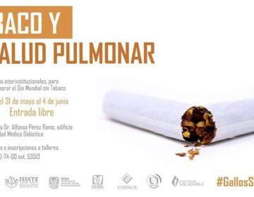 UAA conmemorará el Día Mundial Sin Tabaco con jornada concientizadora