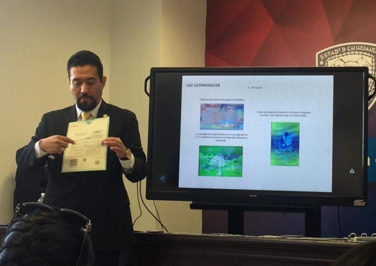Capacitan a personal de CES para detectar documentos falsos