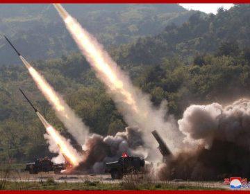 EU y Corea del Norte hacen pruebas de mísiles; Kim ordena a ejército estar en alerta máxima