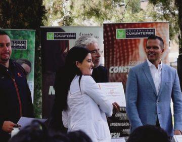Firma convenio Universidad Cuauhtémoc con Club Futurama