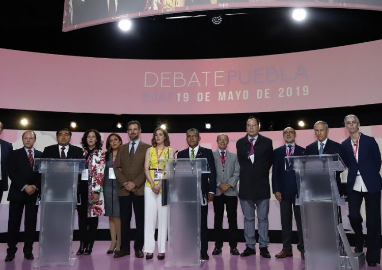 Debate de descalificaciones