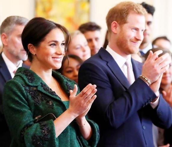 Es un niño: Nace el hijo de Meghan y el príncipe Enrique