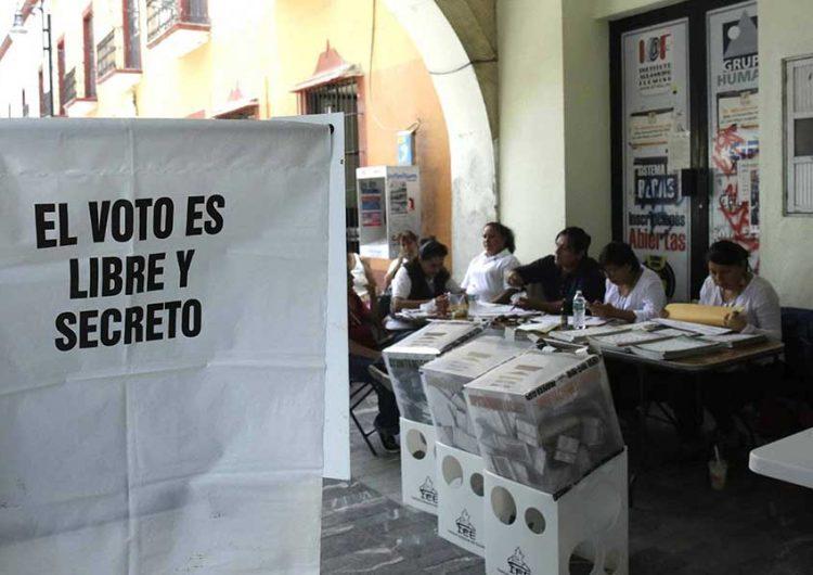 Se espera una participación del 50% de ciudadanos en elecciones de Puebla