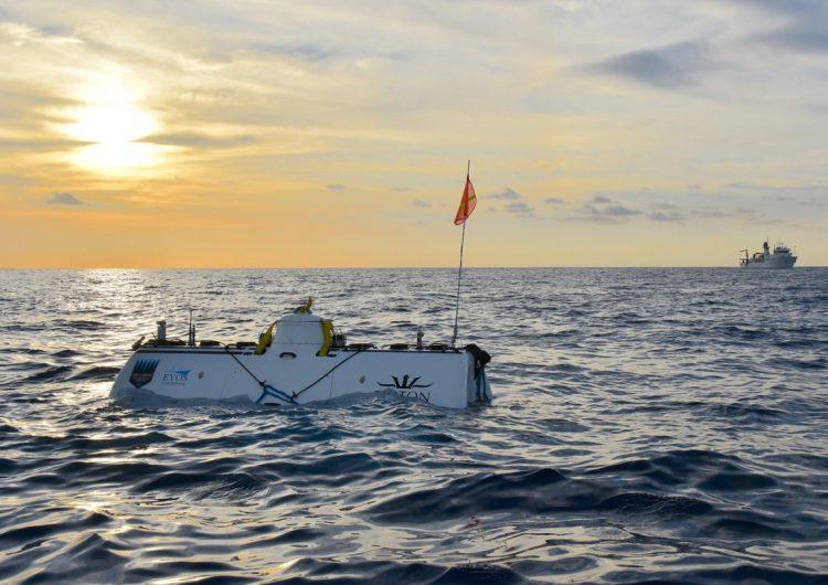 Rompen récord con descenso a más de 10 mil metros en el mar y encuentran…basura