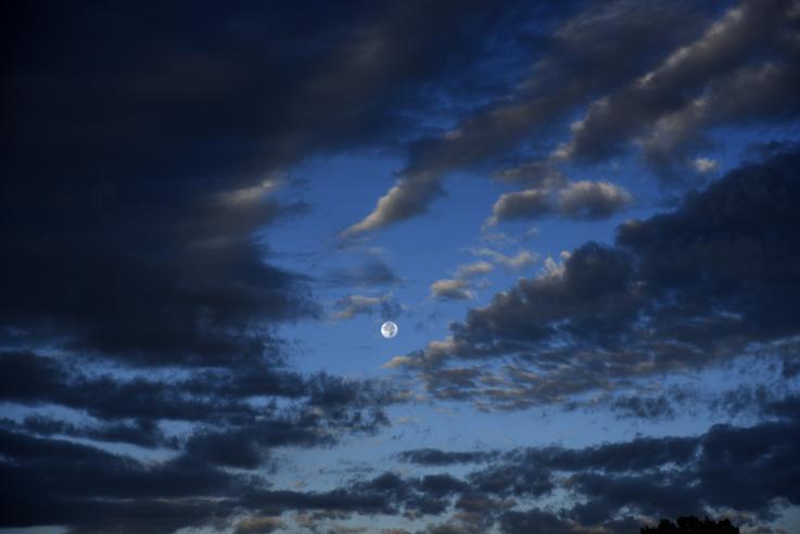 El cielo de mayo se llenará con una lluvia de meteoros y la luna azul