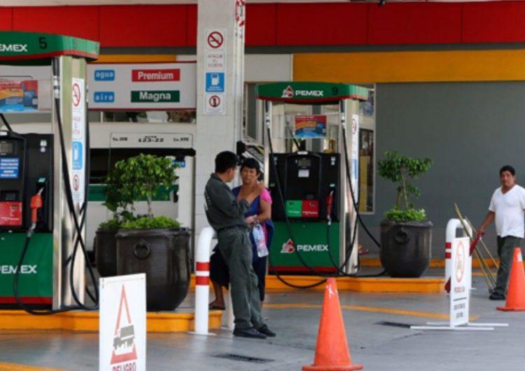 Gasolinerías de Puebla no están en la lista de precios más altos o más bajos