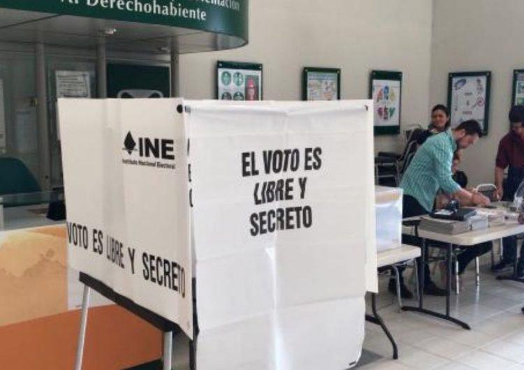 """Casillas en Puebla estarán """"muy bien vigiladas"""": INE"""