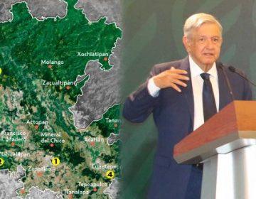 Detecta Sedena 7 bandas y 45 localidades huachicoleras de Hidalgo