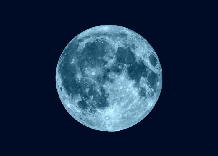 La luna llena floreada del 2019 está lista para aparecer, ¿cuándo será y qué significa?