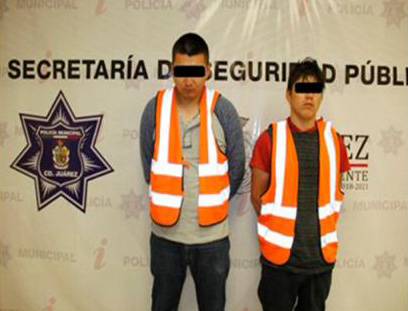 Aprehenden a narcomenudistas por homicidio de polimunicipal