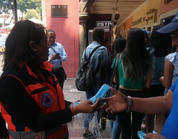 Puebla activa protocolos por contingencia ambiental