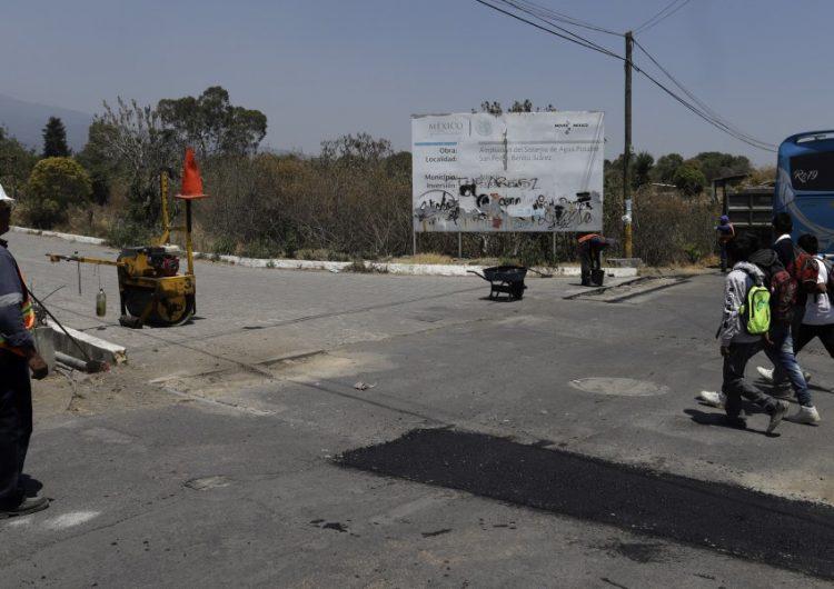 rehabilitacion-rutas-de-evacuacion popocatepetl