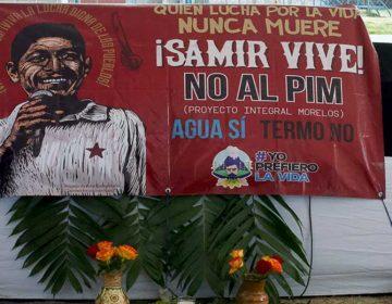 Raperos rinden en Puebla un homenaje a Samir Flores
