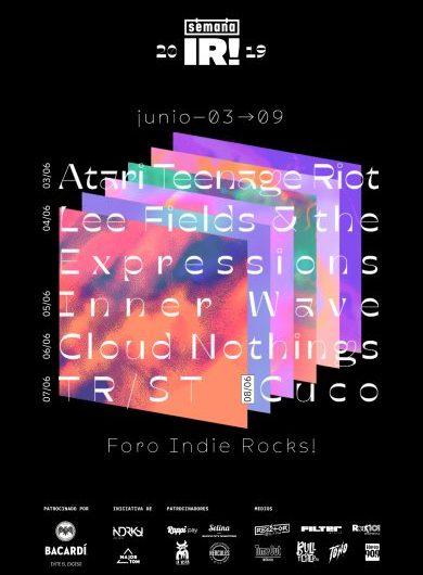 Semana Indie Rocks: Leyendas y nuevas propuestas