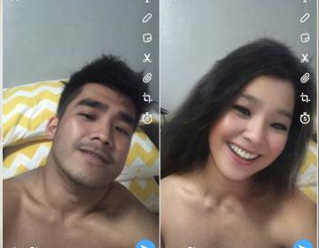 Desde cero: Cómo utilizar el nuevo filtro de Snapchat para cambiar de sexo