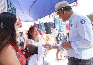 Toño Arámbula dice se mantiene firme durante este proceso de campaña