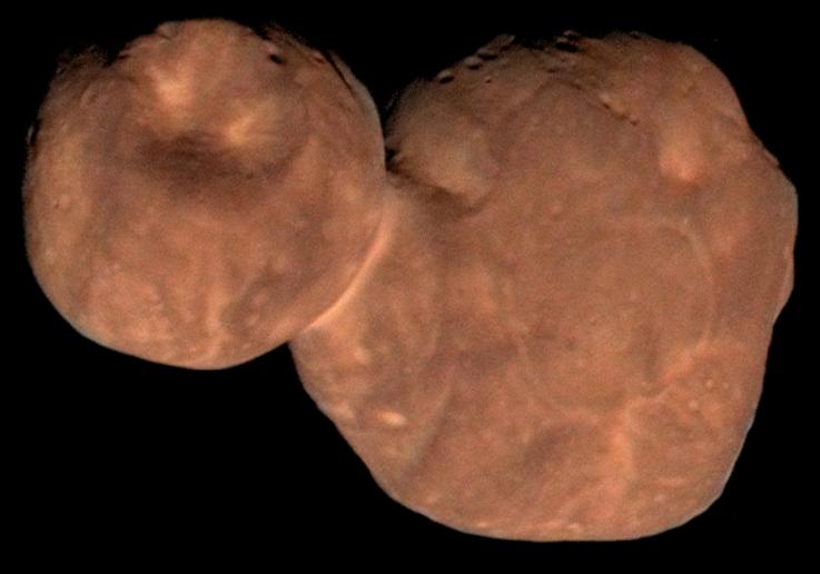 Ultima Thule: el objeto más distante jamás explorado ha permanecido intacto por 4,500 millones de años