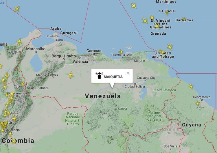 EU prohíbe a sus aviones volar a menos de 26 mil pies sobre espacio aéreo venezolano