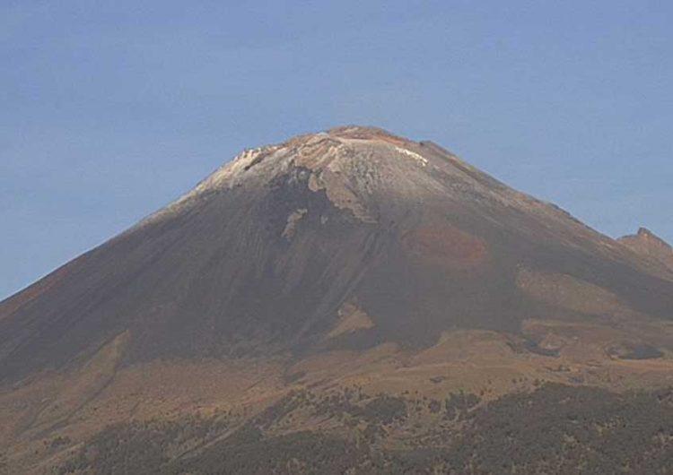 Semáforo volcánico regresa a Amarillo Fase 2