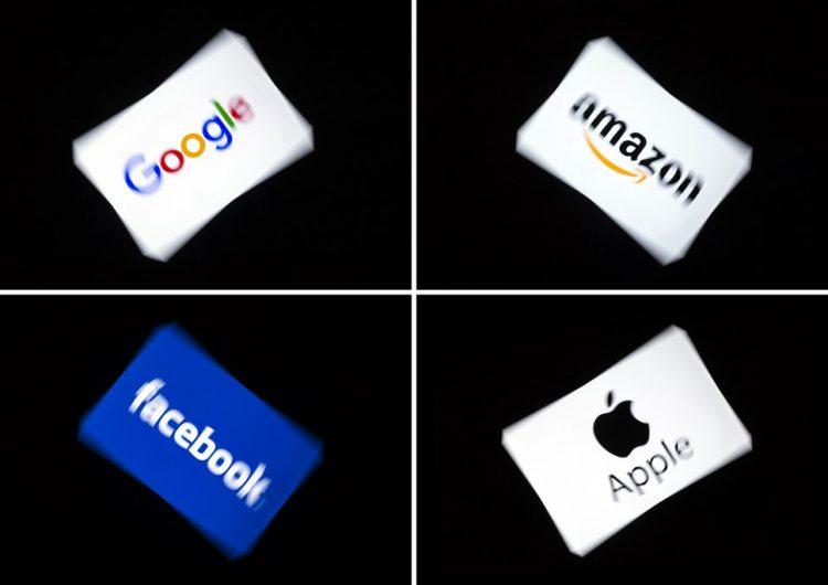 EU pone en la mira a Facebook, Google y Amazon por posibles prácticas monopólicas