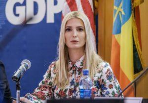Ivanka violó una ley de EU al tuitear sobre la campaña presidencial de su padre, acusa organización