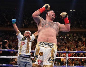 Andy Ruiz Jr., el boxeador con sangre mexicana que venció pronósticos e hizo historia