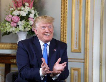 """Trump afirma que llegó a acuerdos con México que """"se anunciarán en el momento oportuno"""""""