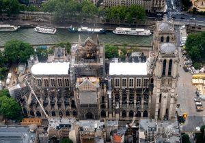 ¿Qué ha pasado con Notre Dame? Solo han llegado el 9% de las millonarias donaciones prometidas