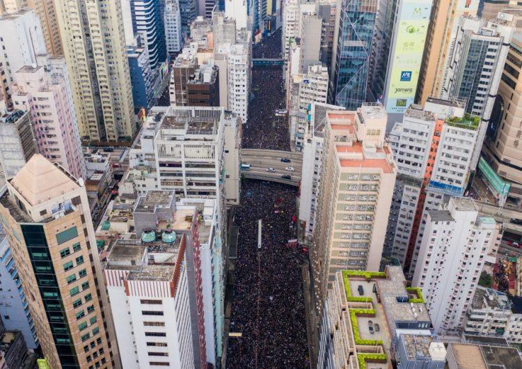 Hong Kong: Las protestas contra una ley que llevaron al gobierno a pedir disculpas