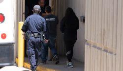 En tres días autoridades fronterizas de EU arrestaron a 18…